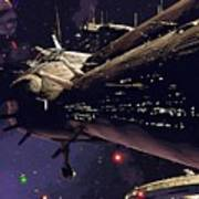 Star Wars Episode Art Poster
