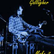 100 Percent Bullfrog Blues Poster