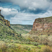 10901 Owyhee Canyon Poster