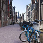 Streets Of Amsterdam Poster