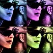 11438 Mannequin Series 11-14 Can You Keep A Secret Pop Art 2 Poster