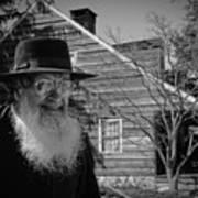 Amish Life Poster