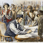 Great Railroad Strike, 1877 Poster