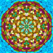 Mandala Ornament Poster