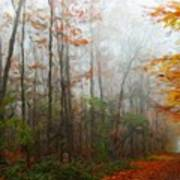 Nature Landscape Artwork Poster