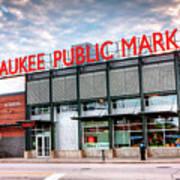 1275 Milwaukee Public Market Poster