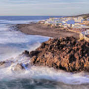 El Golfo - Lanzarote Poster