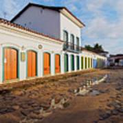 Paraty, Brazil Poster