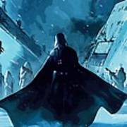 Video Star Wars Poster Poster