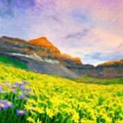 Landscape Paintings Nature Poster