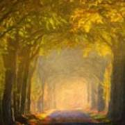 Nature Landscape Wall Art Poster