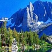 Oil Paintings Art Landscape Nature Poster
