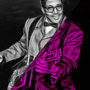 Bo Diddley Collection Poster