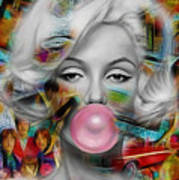 Marilyn Monroe Collection Poster
