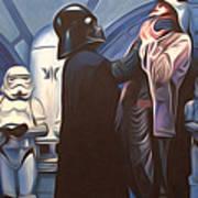 Star Wars Episode 6 Art Poster
