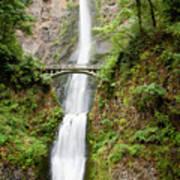 1416 Multnomah Falls Poster