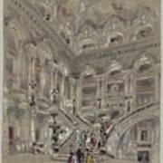 Drawn To Paris Poster