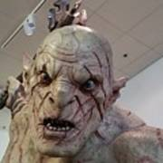 New Zealand - Azog, Lord Of The Rings Poster