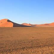 Sossusvlei Dunes Poster