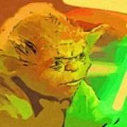 Star Wars Old Art Poster