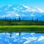 Nature Landscapes Prints Poster