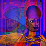 1532 Egyptian  Memories Poster