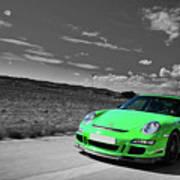 15876 Porsche Poster