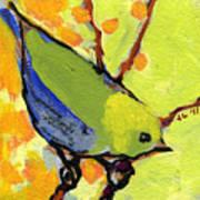 16 Birds No 2 Poster