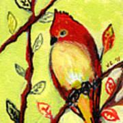 16 Birds No 3 Poster