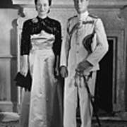Duchess Of Windsor Wallis Simpson Poster