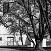 169 Marshfield Wisconsin Farm B W Poster