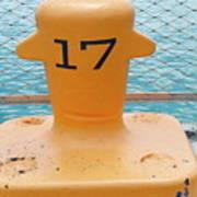 17 At Navy Pier Poster