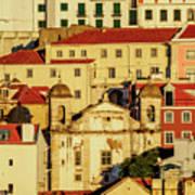 Lisbon, Portugal Poster