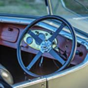1743.032 1930 Mg Steering Poster