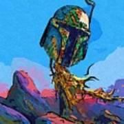 Star Wars Episode 5 Art Poster