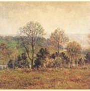 Meakinlouishenry Edenpark-we Louis Henry Meakin Poster