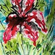 The Divine Flower Poster