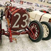 1907 Itala Gran Prix Race Car Poster