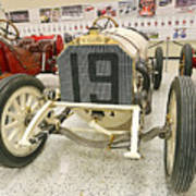 1908 Mercedes Race Car Poster