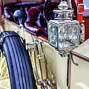 1913 Rolls Royce Silver Ghost Detail Poster