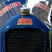 1914 Peugeot L45 Emblem Poster