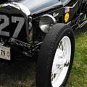 1920-1930 Ford Racer Poster