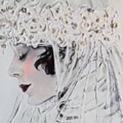 1920s Bride Poster
