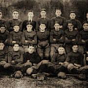 1921 Royal Cc Football Champions Poster