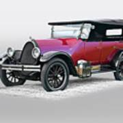 1922 Franklin Open Touring Sedan Poster