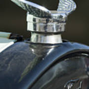 1925 Ford Model T Hood Ornament Poster