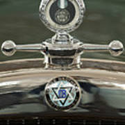 1926 Dodge Woody Wagon Hood Ornament Poster