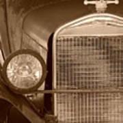 1926 Model T Poster