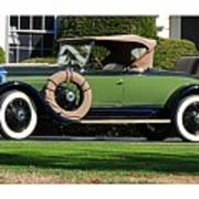 1928 -1931 Roadster Poster