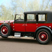 1928 Rolls-royce Phantom 1 Poster